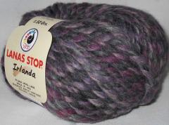 фиолетово-лавандово-серая мозаика