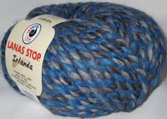 сине-серая мозаика